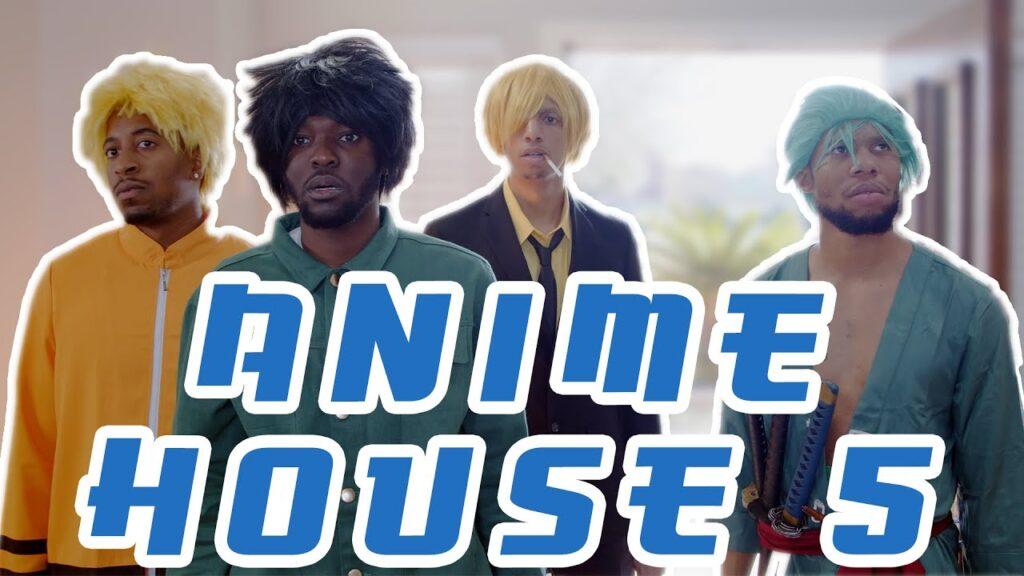 ANIME HOUSE 5
