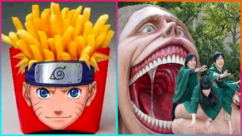People Who Took ANIME Creations To Another Dimension