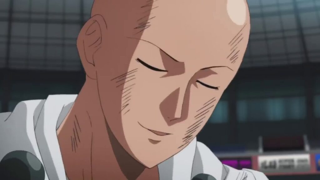Saitama Surprising Everyone With His Strength Funny Anime Moments