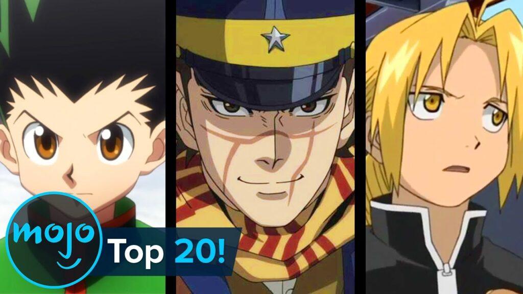 Top 20 Anime Everyone Needs To Watch