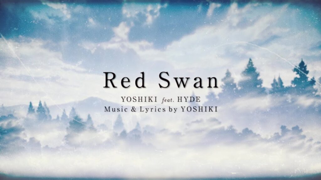 """Red Swan"" (Attack on Titan anime theme) – 進撃の巨人 Official Lyric Video YOSHIKI feat. Hyde"